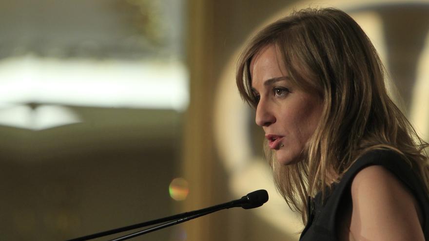 """Tania Sánchez sobre la bronca de Cayo Lara: """"IU tiene problemas estructurales y no se resuelven gritando"""""""