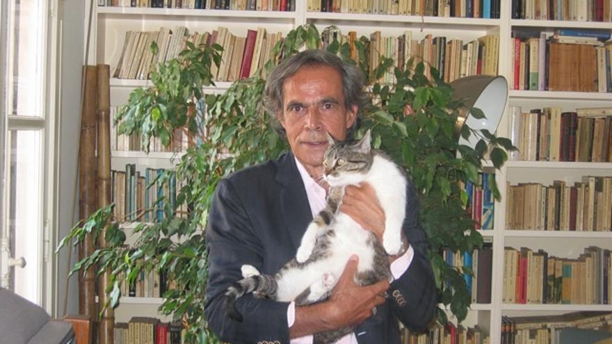 El escritor Iñaki Uriarte.