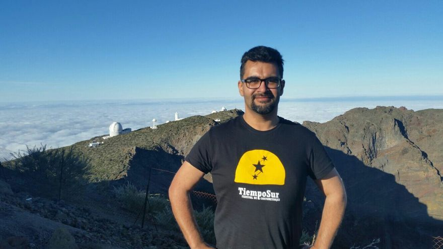 Anatael Pérez será el nuevo director de Tiempo Sur.