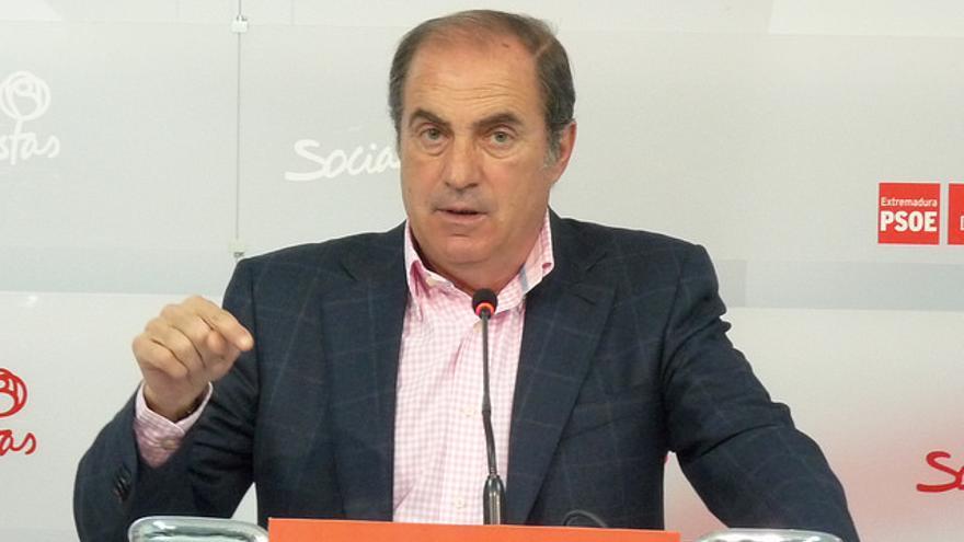 Francisco Fuentes PSOE Extremadura Badajoz