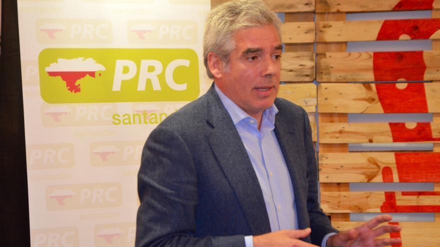 """PRC sólo gobernará en Santander si todos los partidos que buscan """"el cambio"""" entran en el equipo de Gobierno"""