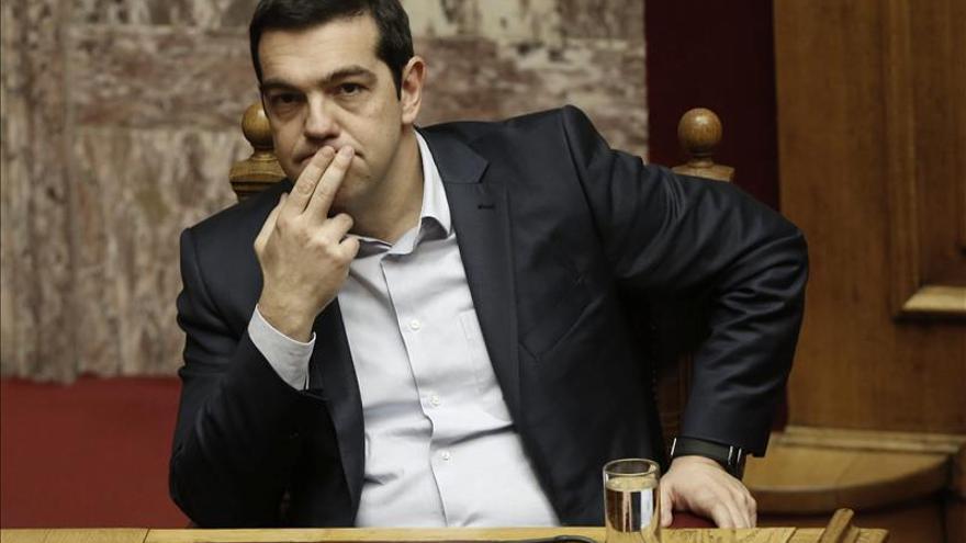 Tsipras afirma que su Gobierno apoya las inversiones de China en Grecia