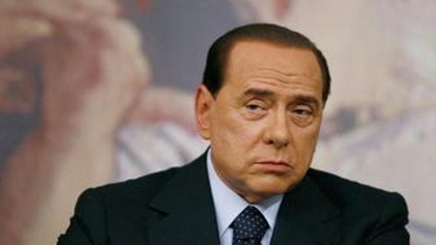 El empresario que llevó a prostitutas a las fiestas de Berlusconi obtiene el arresto domiciliario