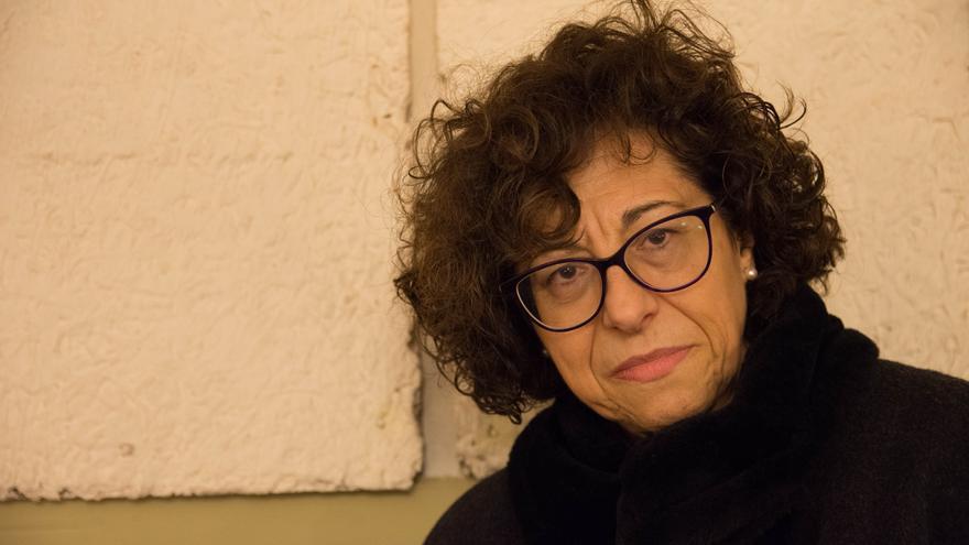 La teóloga y profesora de la Universidad de Deusto Carmen Bernabé
