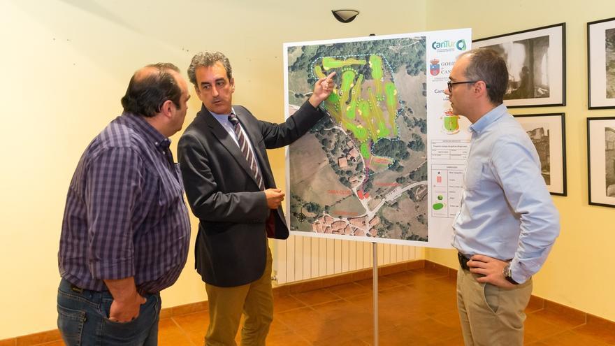 Cantur construirá un campo de golf Pitch&Putt de nueve hoyos en Mogrovejo