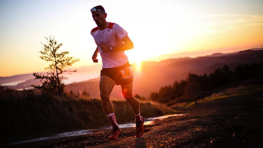El corredor griego Dimitrios Theodorakakos.