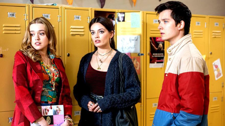 'Sex Education' seguirá reivindicando la educación sexual en su 3ª temporada en Netflix
