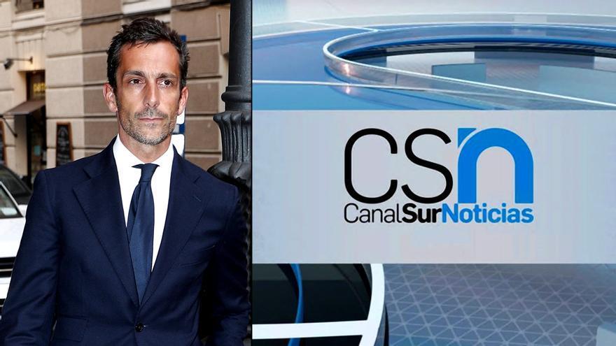 Álvaro Zancajo, ya exdirector de informativos de Canal Sur