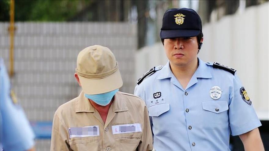 Condenan a cuatro años de cárcel al responsable del rescate del Sewol