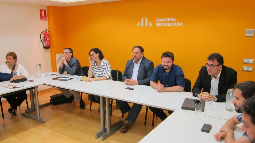 ERC pide a EnComúPodem sumarse al independentismo tras fracasar el 'sorpasso'