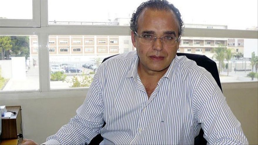 Sergio Blasco, exgerente del hospital General de Valencia e investigado por la Justicia por una presunta red corrupta.