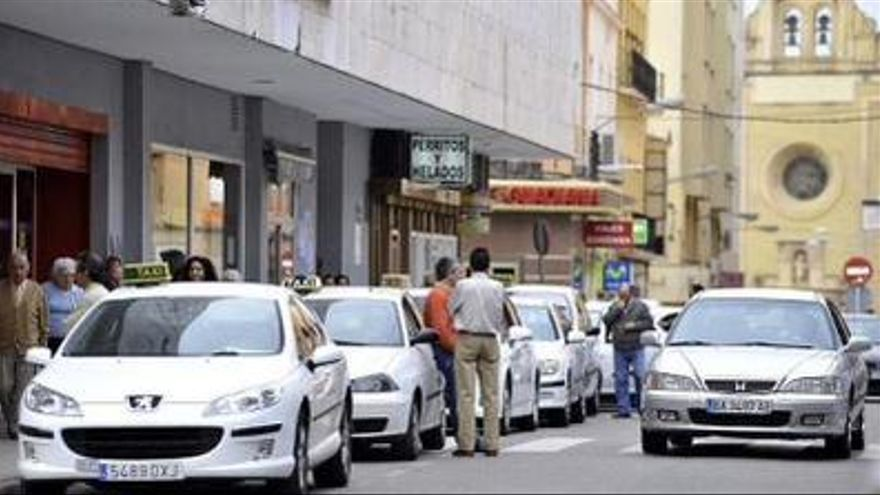 taxis Badajoz