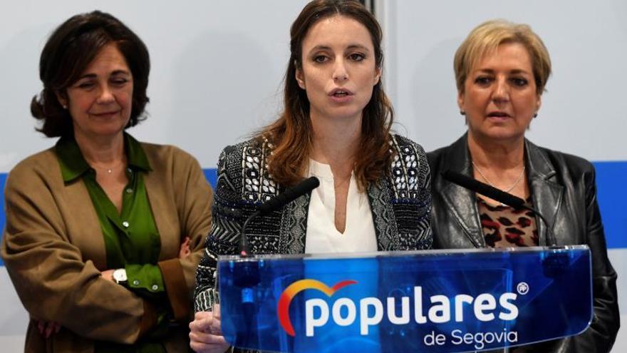 "Andrea Levy acusa a Sánchez de dar alas a ""totalitarios"" que ""amedrentan"""