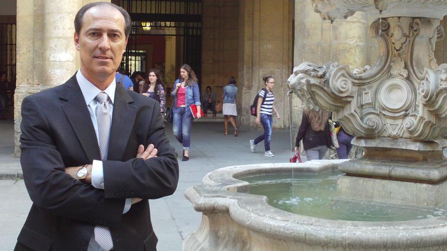Pablo Slavin, catedrático de Derecho Político de la Universidad de Mar del Plata (Argentina).