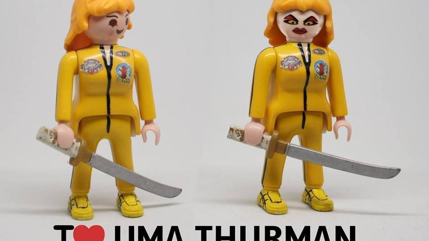 I love Uma Thurman