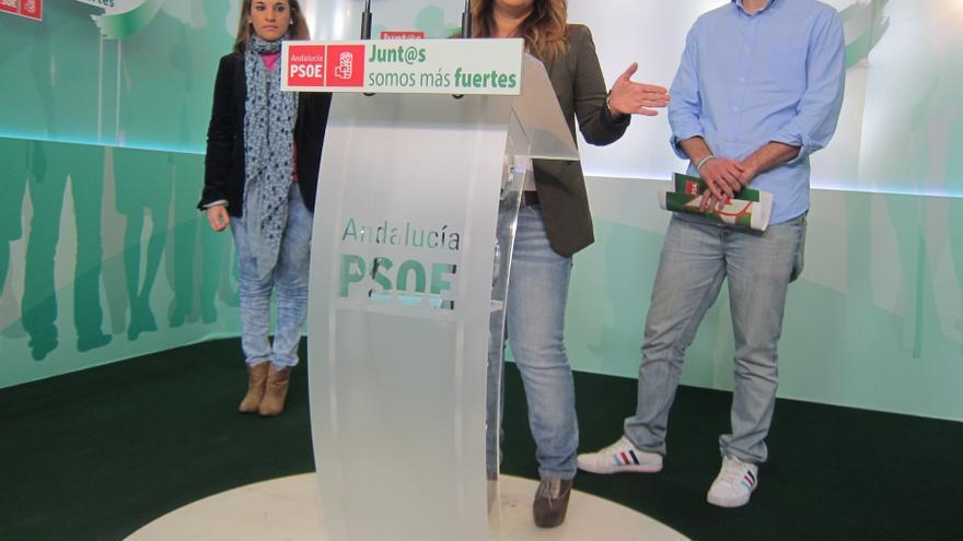 """Verónica Pérez elude confirmar si aceptaría estar frente del PSOE sevillano y dice que """"el nombre no será un problema"""""""