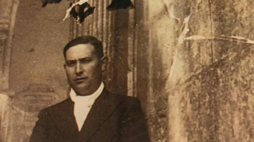 Santos Valentín Francisco Díaz