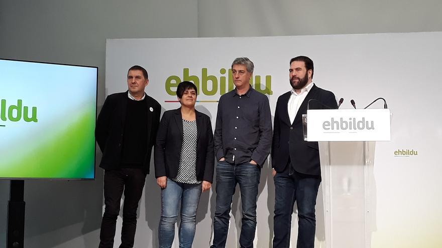 """EH Bildu advierte al Gobierno de Sánchez de que si quiere el apoyo a los presupuestos tiene que """"sentarse a hablar"""""""