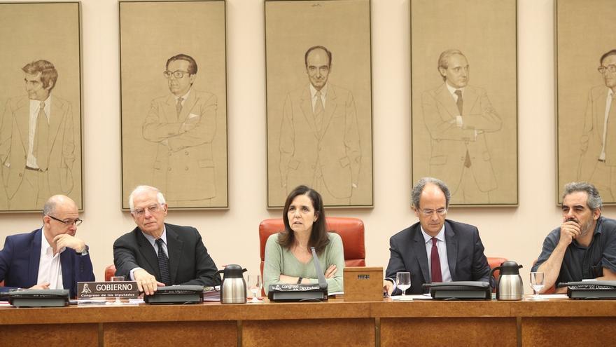 Borrell mantiene el premio periodístico 'Palacio de Viana', criticado por el independentismo