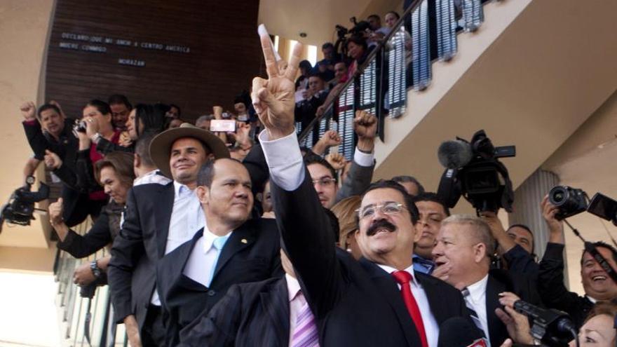 La izquierda como primera fuerza opositora la novedad en Parlamento hondureño