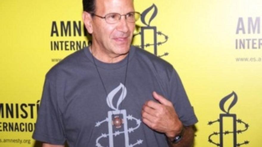 El sacerdote mexicano Alejandro Solalinde.