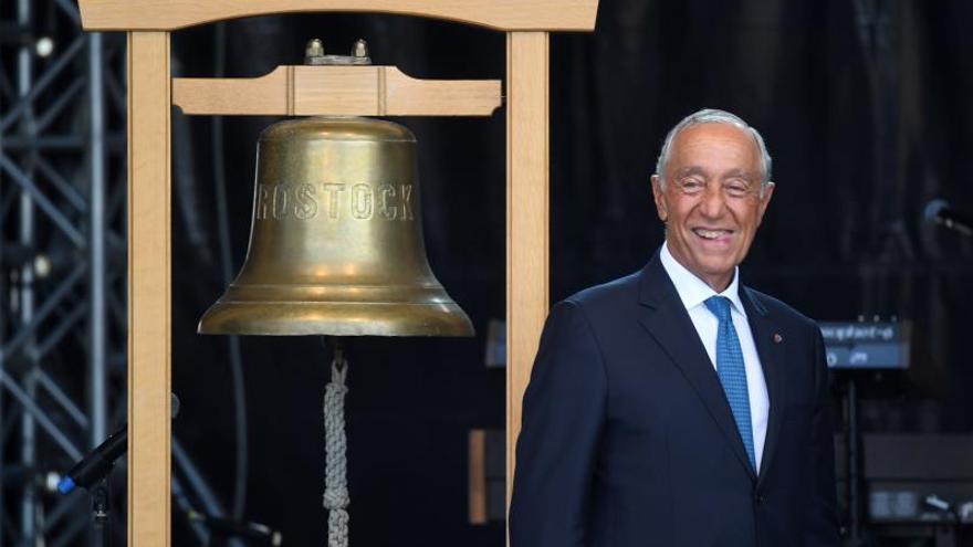 La ternera, el plato informativo del día en Portugal hasta para el presidente