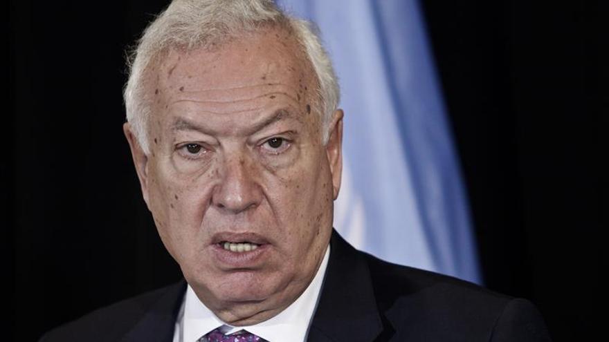 Garcia Margallo Joven Visita de García-margallo