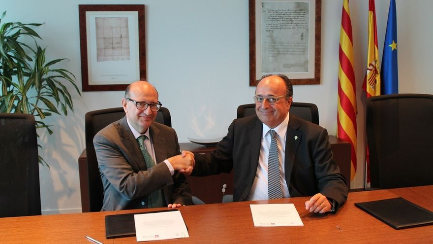 El Tribunal de Cuentas y la Sindicatura de Cuentas de Cataluña refuerzan sus intercambios de información