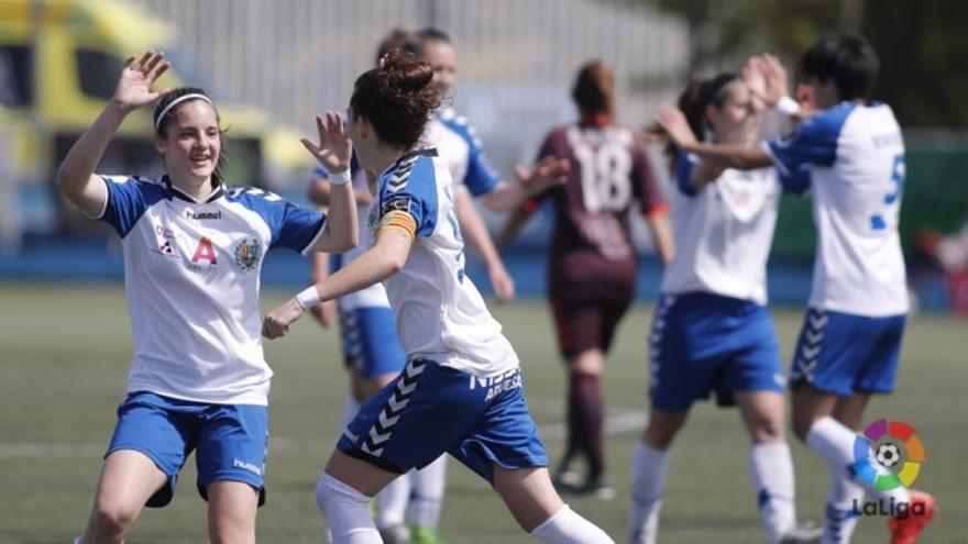 El Zaragoza femenino obtuvo el pasado fin de semana la permanencia en la máxima categoría.