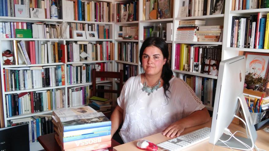 María Montesino.