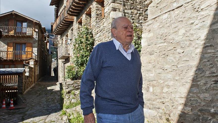 Jordi Pujol, ausente por primera vez en la campaña de unas catalanas