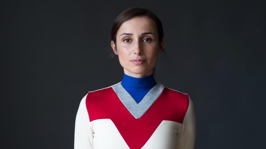 La cantautora andaluza Zahara.