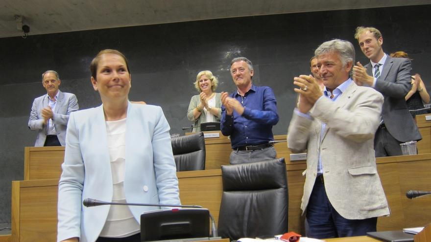 """Barkos destacará la """"estabilidad política"""" de Navarra en el Debate sobre el Estado de la Comunidad"""