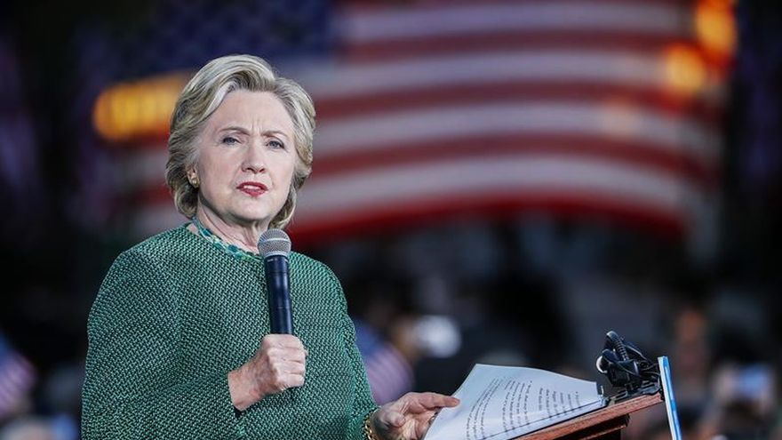 Imagen de archivo de Hillary Clinton