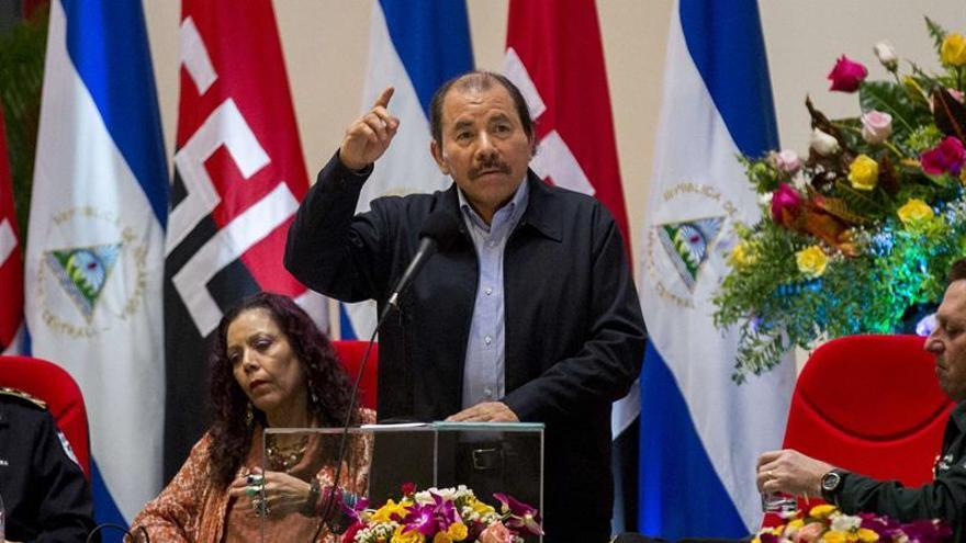 """Ortega califica como un """"hecho histórico"""" la participación de las FARC como partido"""