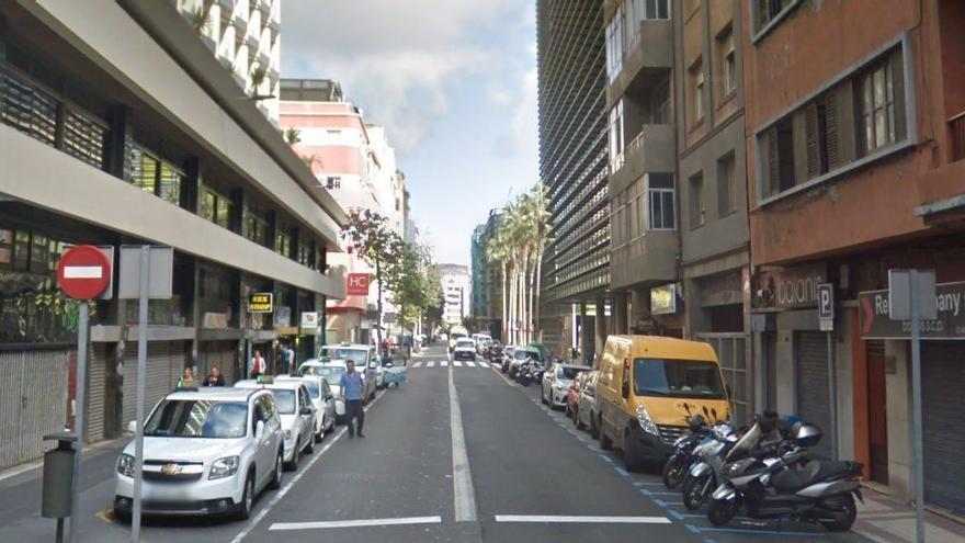 Encontrada una persona fallecida en plena calle en Las Palmas de Gran Canaria