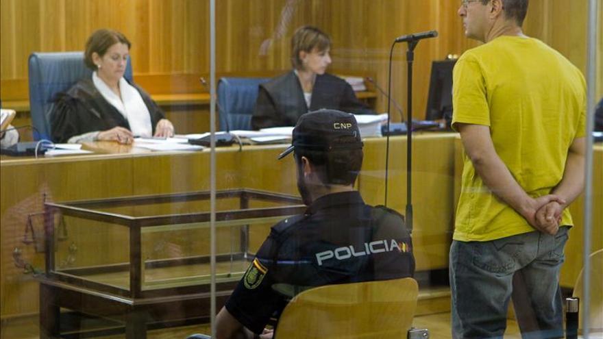 El etarra Carasatorre comparece ante Ruz por el asesinato de un jefe policial