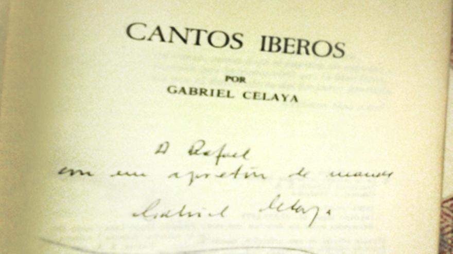 CANTOS IBEROS DEDICATORIA 2