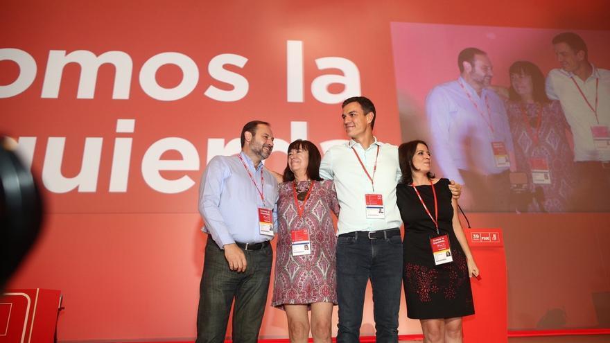 Narbona espera que se impulse un nuevo modelo de partido que identifique al PSOE con la izquierda