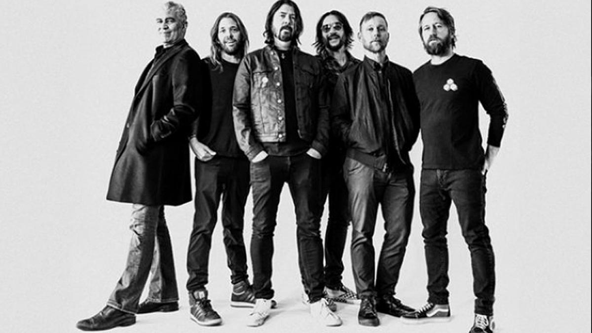 Los Foo Fighters reabren el Madison Square Garden