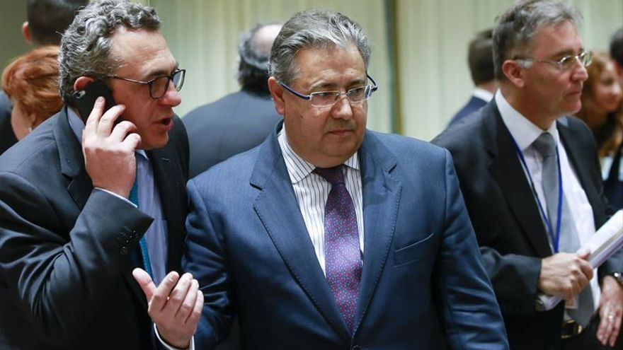 El gobierno alerta de intentos de pucherazo el 21d for Gobierno de espana ministerio del interior