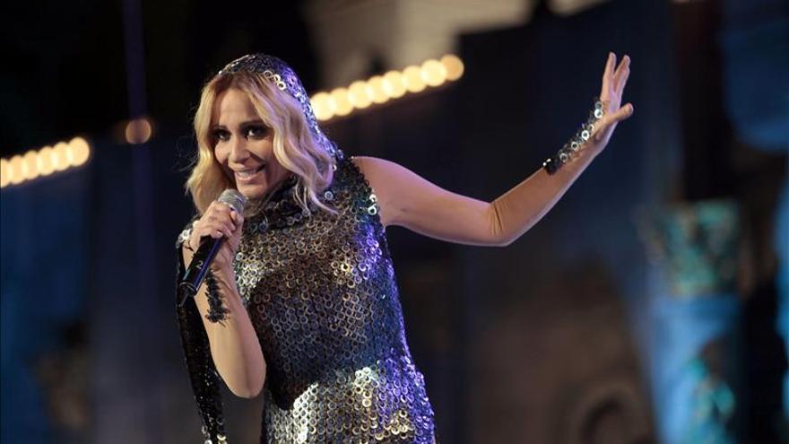 """Marta Sánchez afirma que """"es un privilegio compartir escenario con Gloria Gaynor"""""""