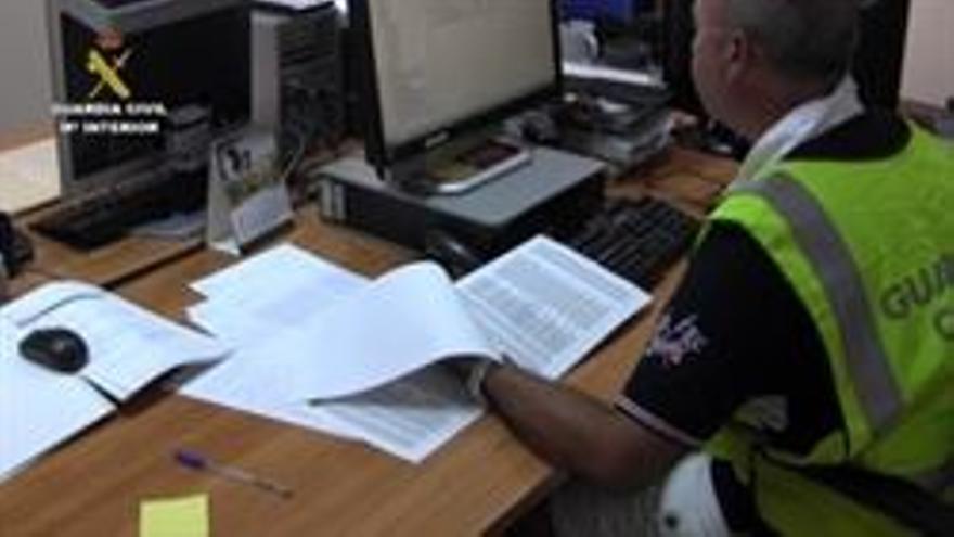 Cae una trama con 130 detenidos por estafar cerca de un millón de euros en prestaciones por desempleo y ayudas