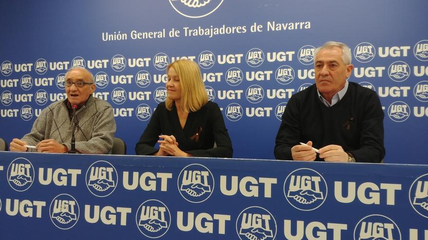 """UGT pide la derogación de la reforma de la ley de pensiones y critica que el déficit en el sistema """"es interesado"""""""
