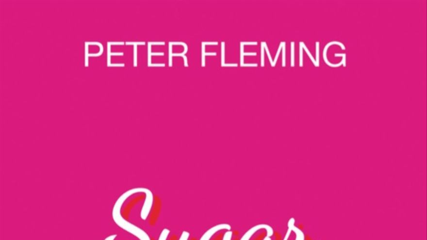 Portada del libro Sugar Daddy Capitalism, de Peter Fleming