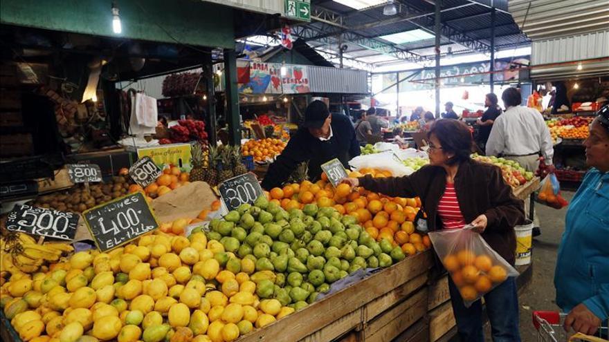 La economía chilena crece un 1,4 por ciento en septiembre, menos que lo esperado