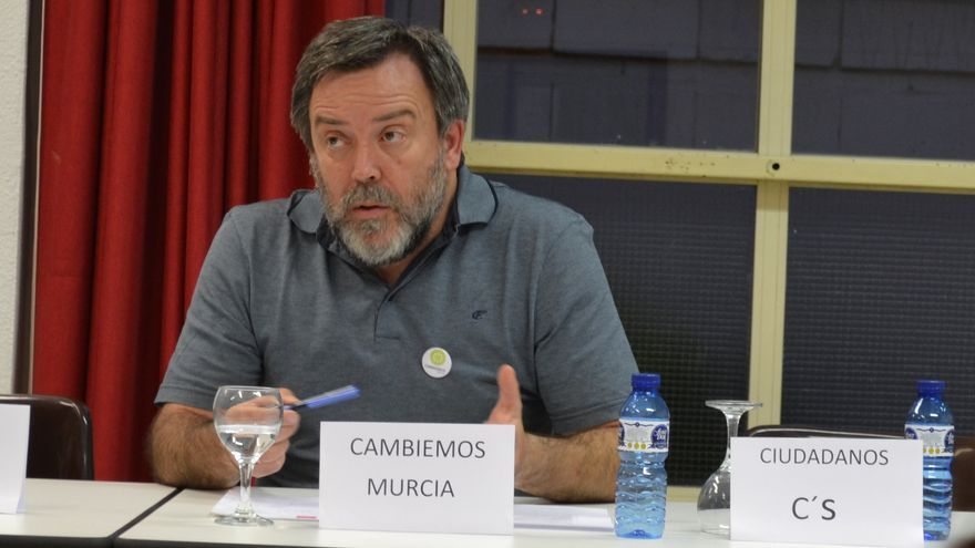 Nacho Tornel, candidato a alcalde por Cambiemos Murcia