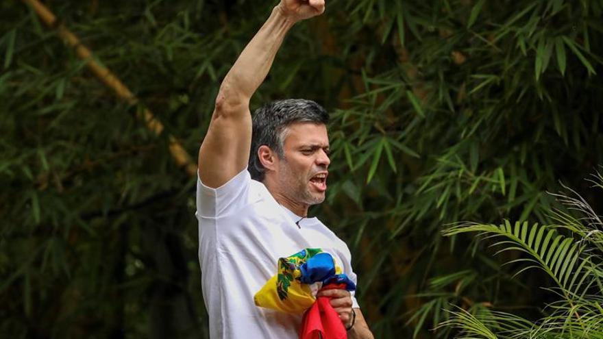 """Leopoldo López y su partido desmienten a Maduro sobre su asistencia al """"diálogo"""""""