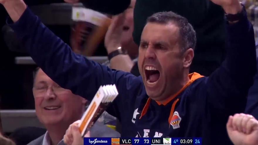 El València Basket vol que la Fonteta siga una caldera taronja en la final de l'Eurocup.
