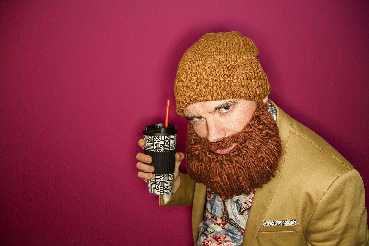 Rafa Maza, en el papel de Andy, el hipster